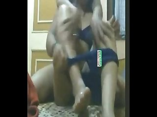 Desi bhabhi stripped nude fondled hard and enjoyed by hubby